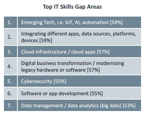 top-IT-skill-gap-chart